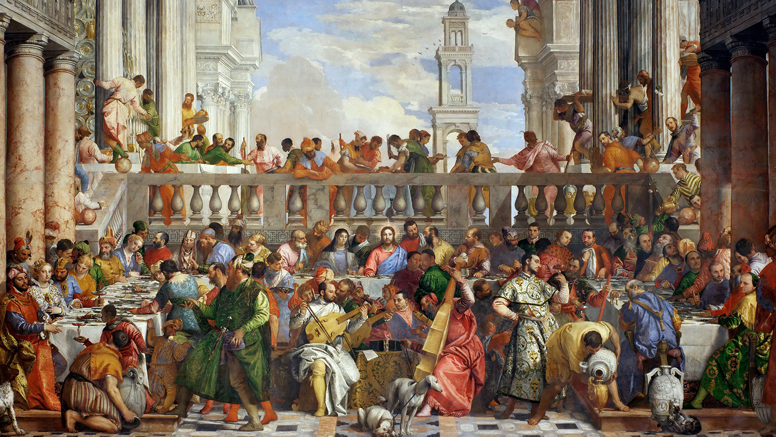 Italian Renaissance and Baroque Painting | The Great ...