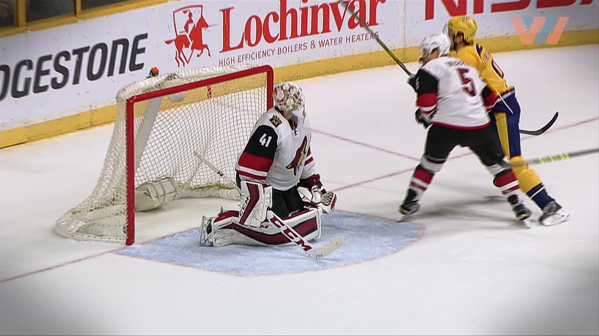 NHL Now: Pulling the Goalie?