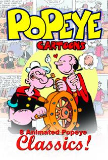 Image of Popeye Cartoons: Eight Animated Popeye Classics