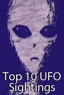 Image of Top 10 UFO Sightings