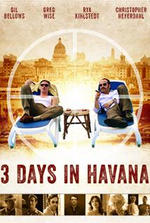 Image of Three Days in Havana