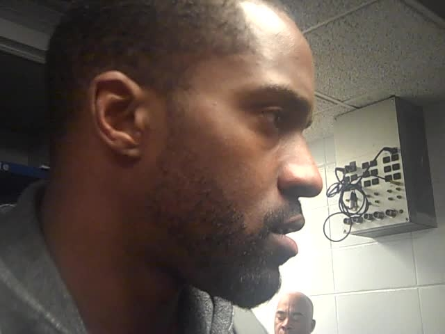 Martell Webster Postgame - 12/27/13