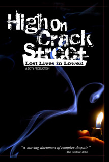 Image of High on Crack Street: Lost Lives in Lowell