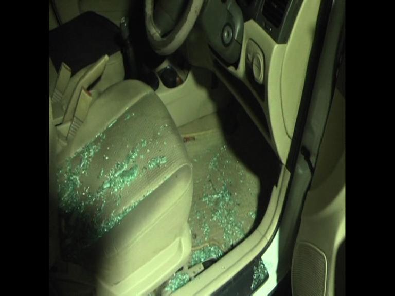 Image of  बदमाशों ने उद्योगपति के बेटे पर चलाई गोली, बाल-बाल बचा