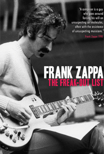 Image of Frank Zappa: The Freak-Out List