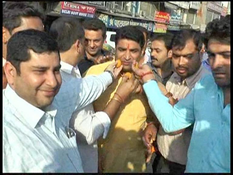 Image of  जनक पोपली बने हरियाणा युवा भाजपा के महामंत्री