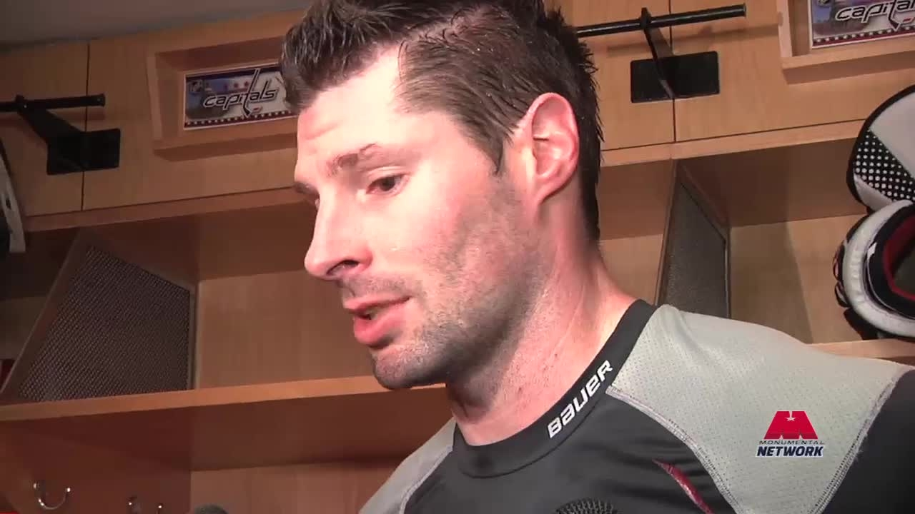 Troy Brouwer 1/23/14