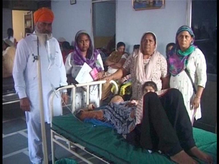 Image of सरकारी अस्पताल में प्रसव पीड़ा से तड़पती रही महिला,किसी ने ना किया ईलाज