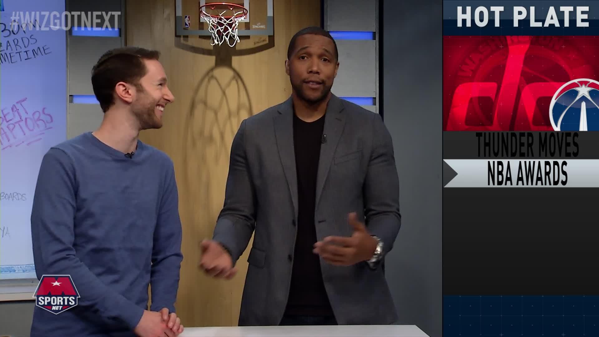 Wiz Got Next Pt 3 - Wizards vs Raptors 11-2-16