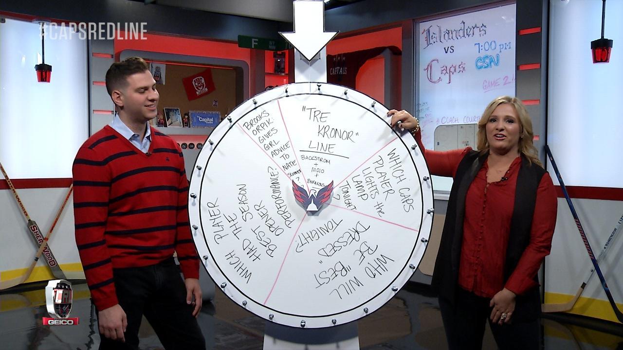 Caps Red Line: Caps vs Islanders, Pt 2 10/15/16