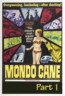 Image of Mondo Cane Part 1