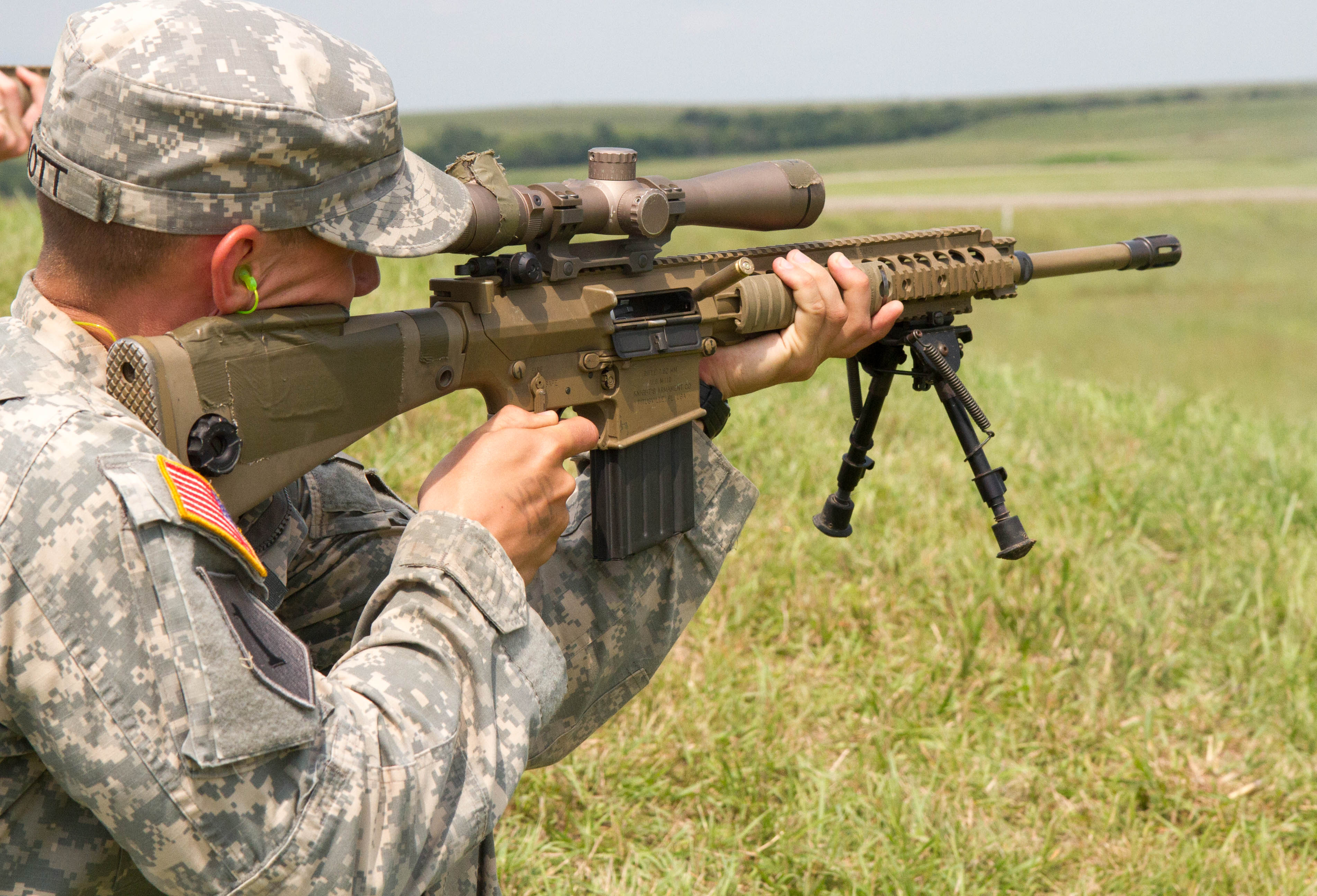 Army Picks Heckler Amp Koch Sniper Rifle To Replace M110