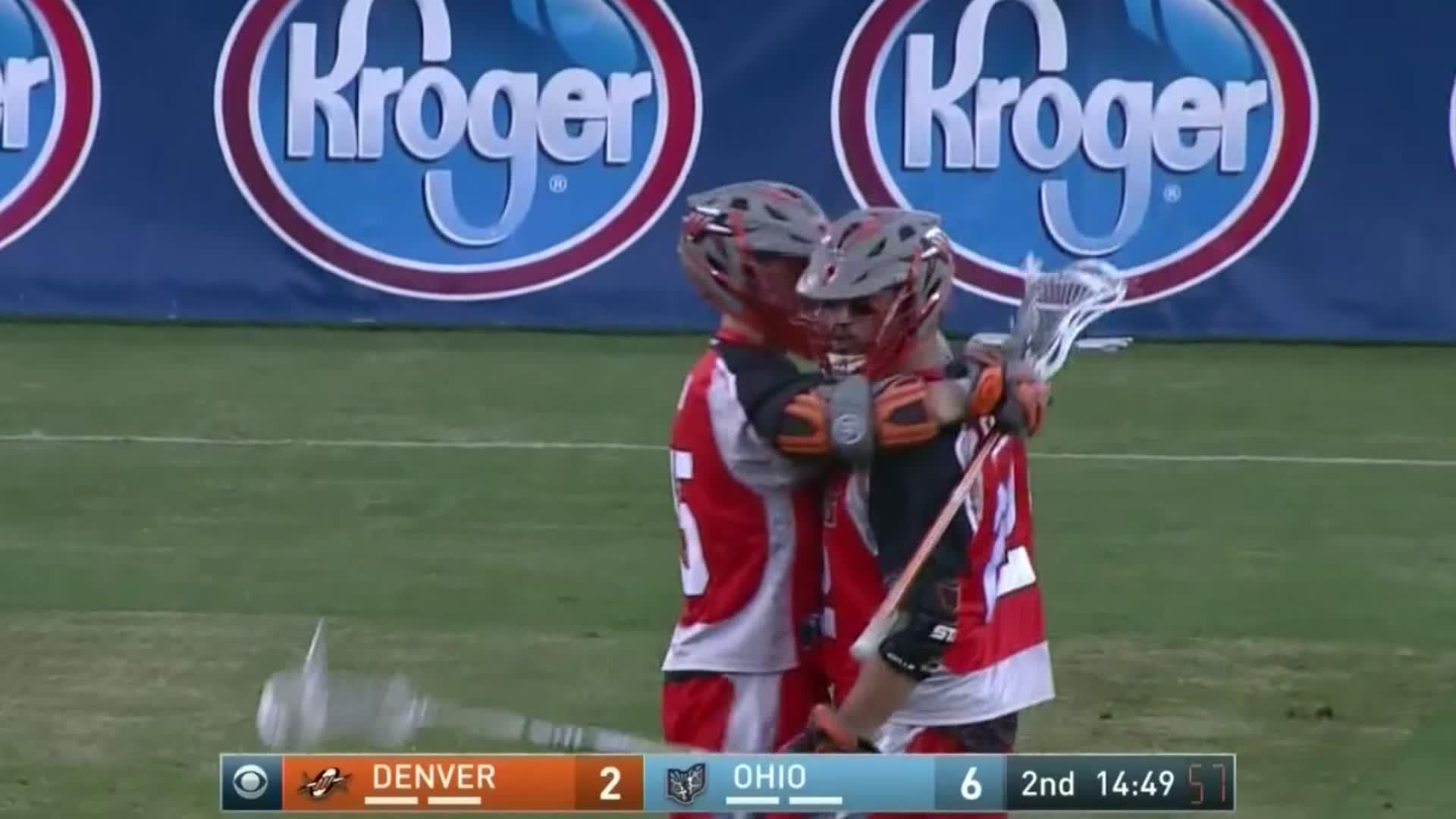 2016 MLL Championship Highlights