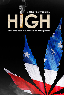Image of High: The True Tale of American Marijuana