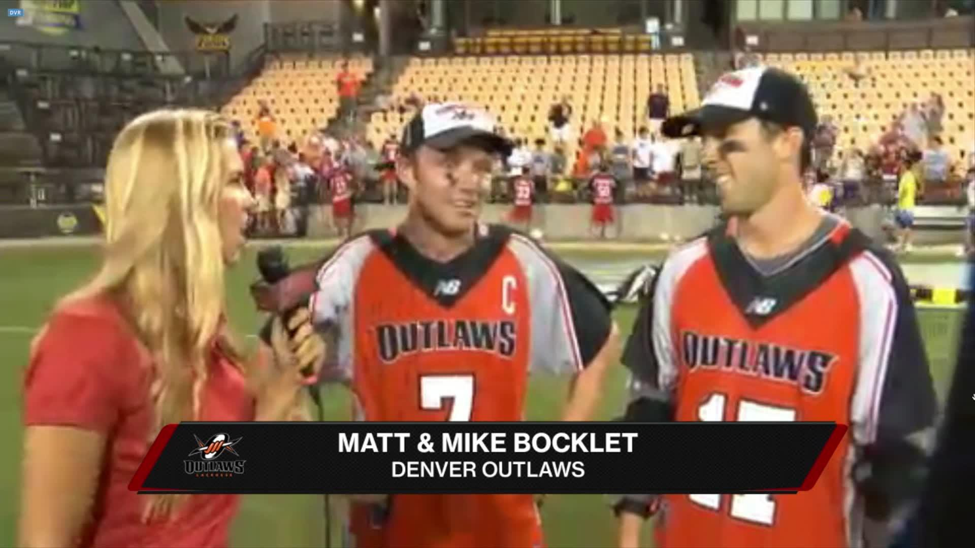 Denver's Matt and Mike Bocklet Postgame Interview
