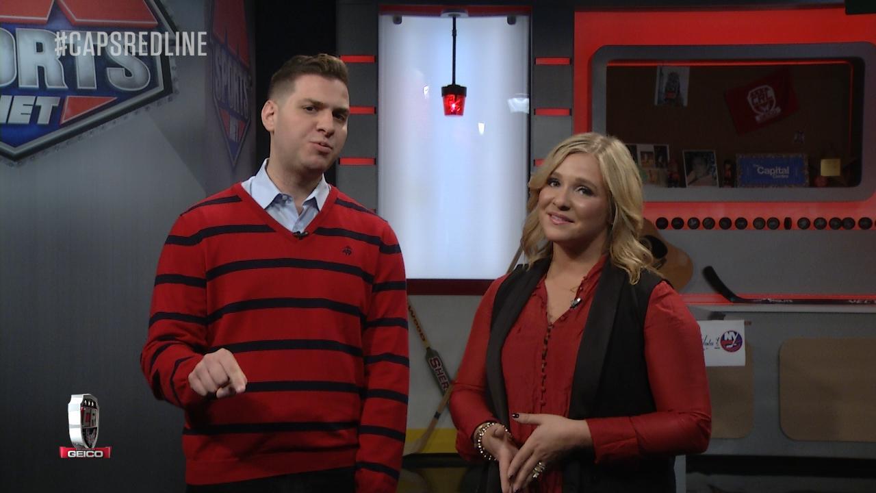Caps Red Line: Caps vs Islanders, Pt. 3 10/15/16