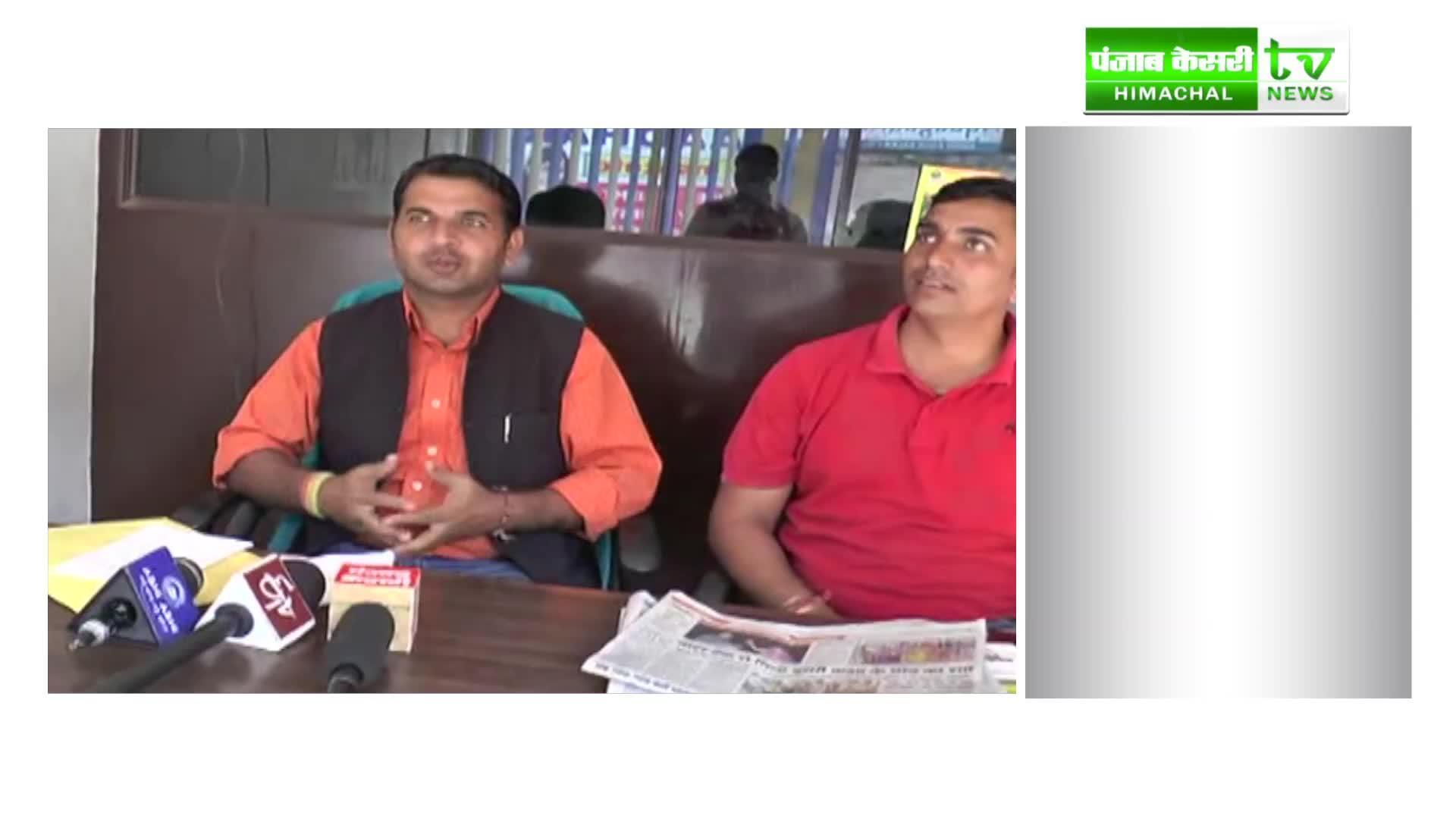 Image of बीजेपी का पलटवार, पहले जनता से किए वायदों का जवाब दे कांग्रेस