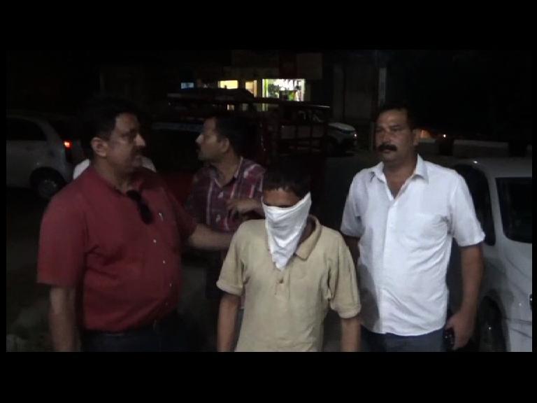 Image of गुप्त सूचना पर 8 साल बाद धरा गया शातिर