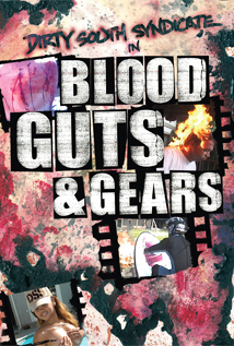 Image of Blood, Guts and Gears