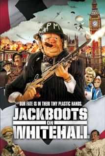 Image of Jackboots On Whitehall