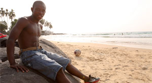 Image of Season 1 Episode 8 Sierra Leone