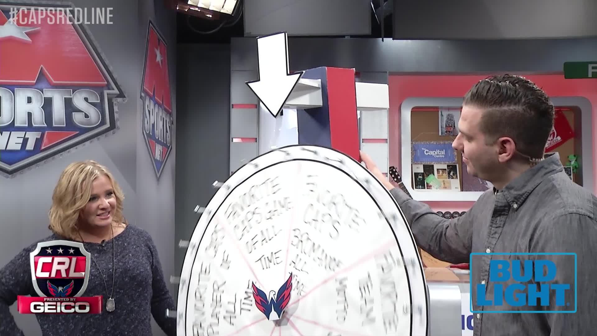 Caps Red Line: Caps vs Buffalo Pt 2 12-5-16