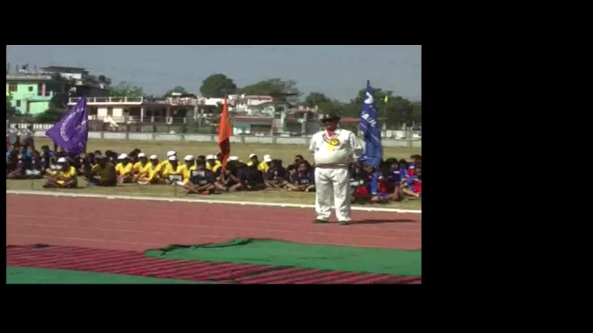 Image of हमीरपुर में शुरू हुई 59वीं राज्य स्तरीय एथलेटिक्स मीट