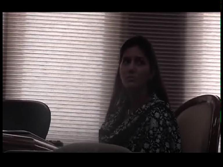 Image of सपना चौधरी DGP से मिली, बोली मैं हूं निर्दोष