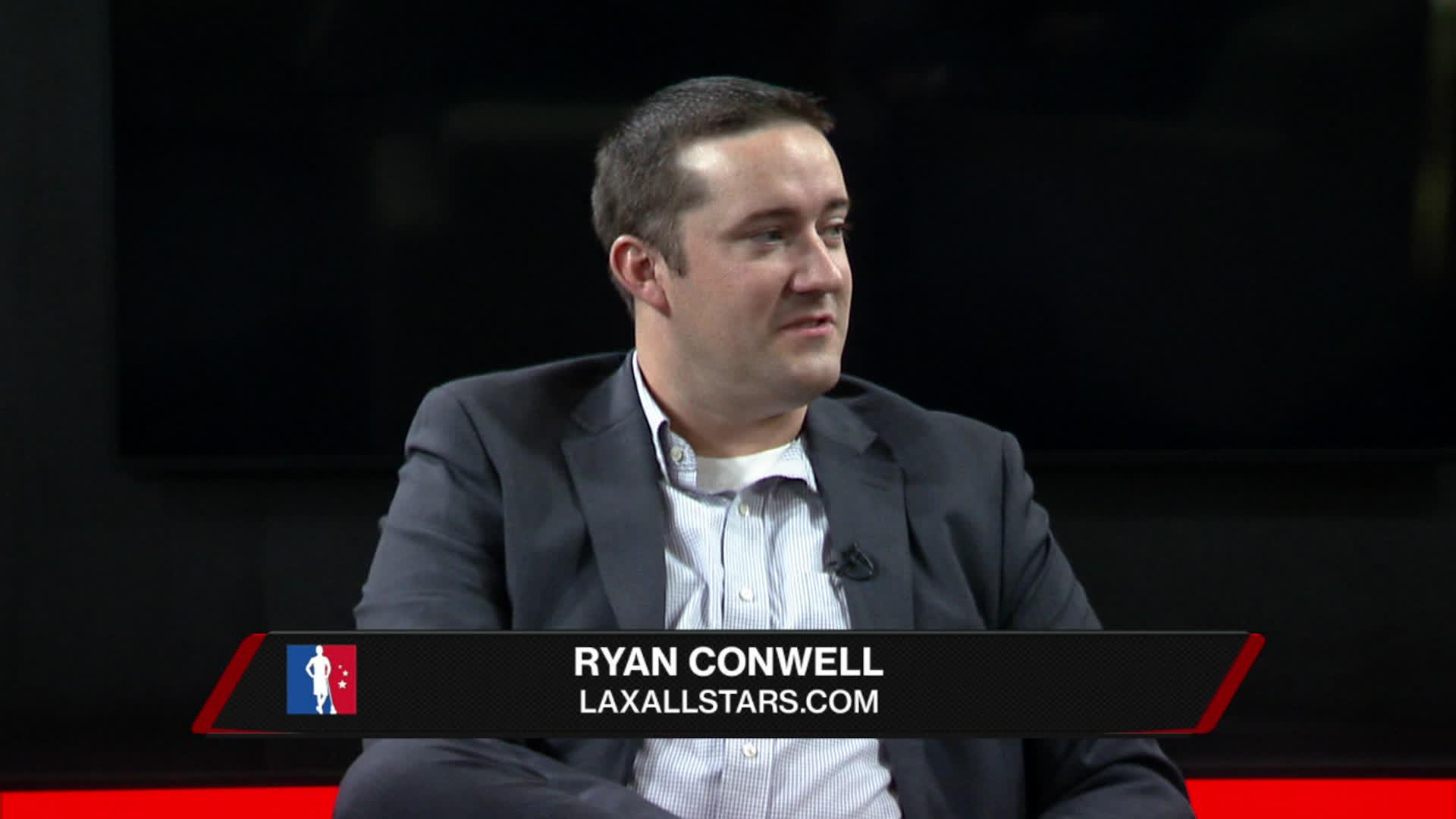 Ryan Conwell Previews MLL Championship