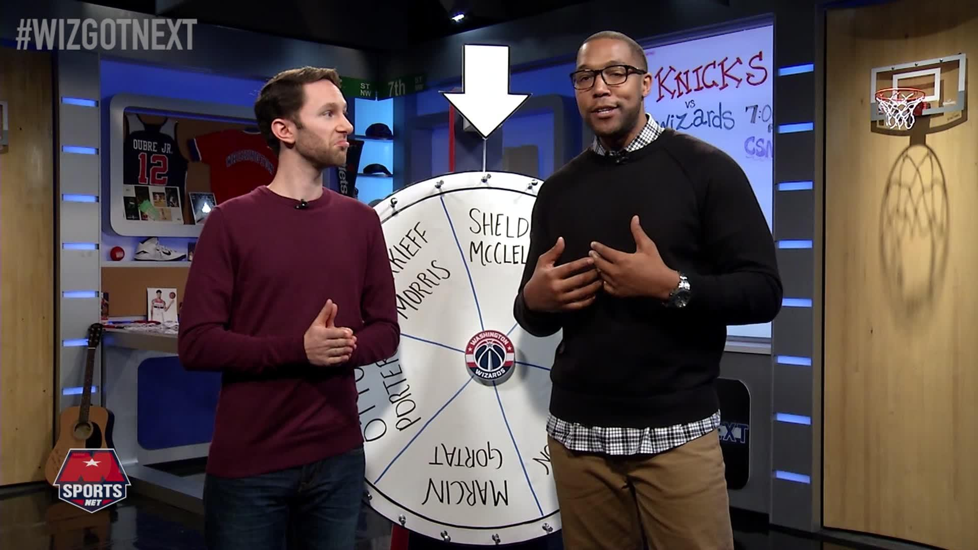 Wiz Got Next Pt 2 - Knicks vs. Wizards 11-17-16