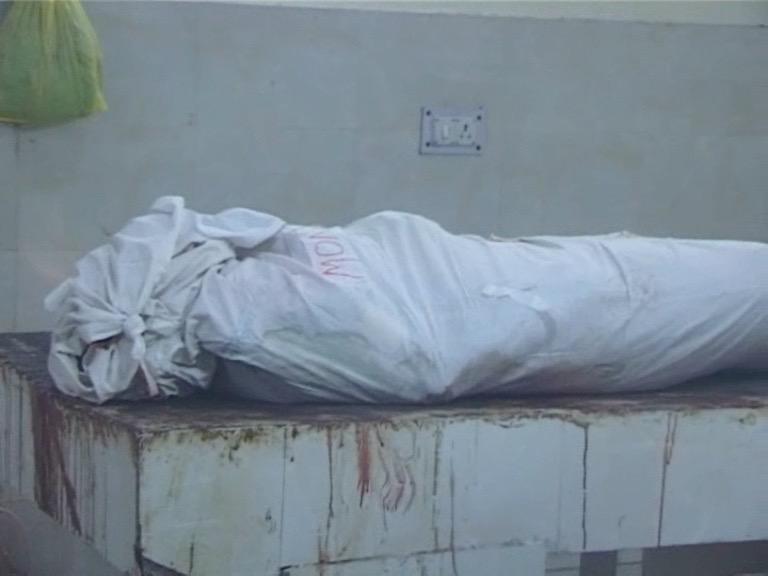 Image of संदिग्ध परिस्थितियों में ट्रेन के आगे कूदा युवक