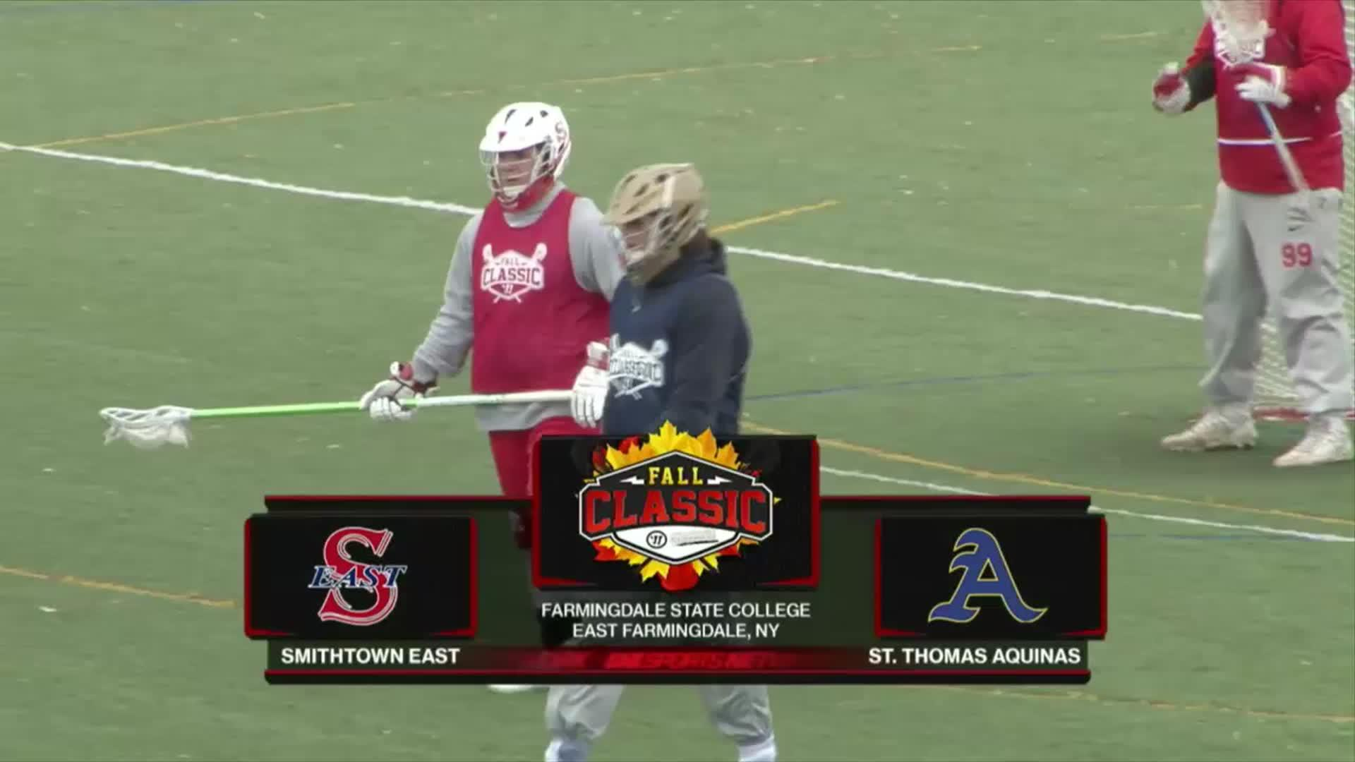 Smithtown East vs St. Thomas Aquinas