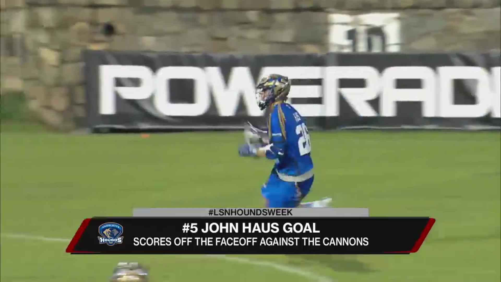 John Haus Top Plays