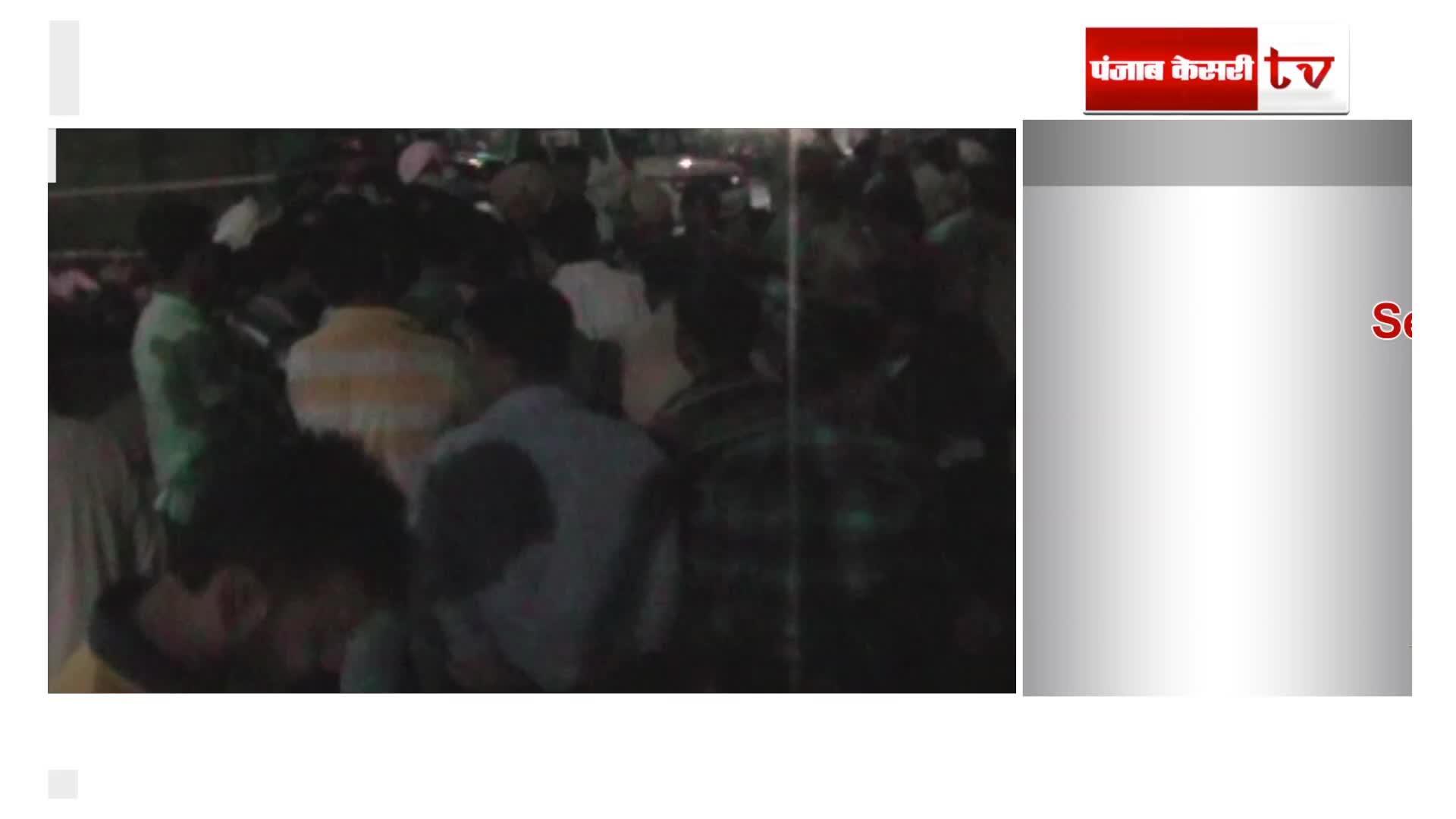 Image of भीड़ भरे इलाके  में बेरहमी से युवक  का कत्ल