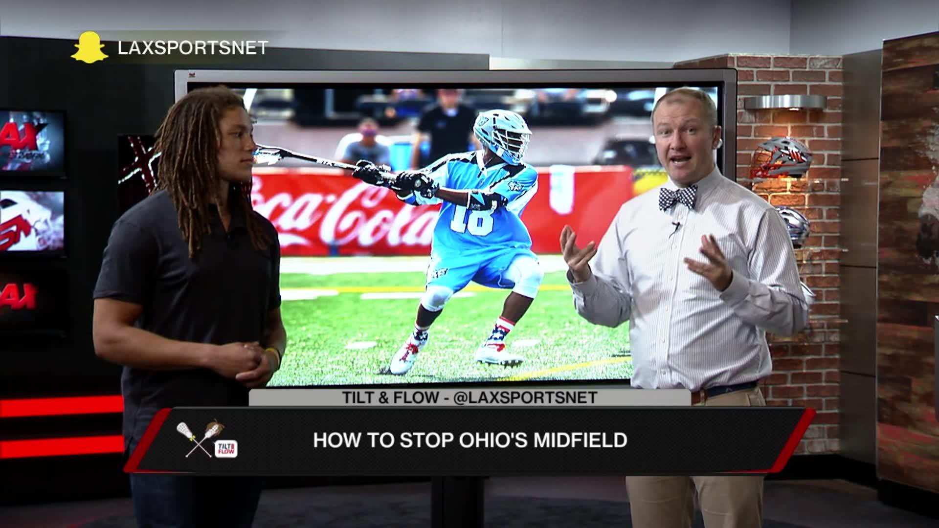 How to Stop Ohio's Midfield
